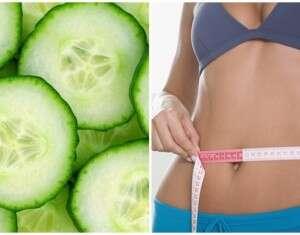 Com a dieta do pepino, você pode perder 7 quilos em apenas 7 dias e ainda ficar com a pele muito mais bela