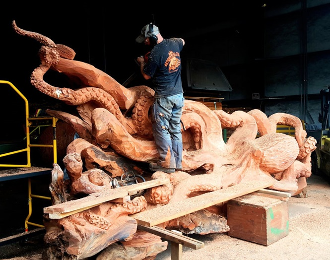 Foto: JMS Wood Sculpture