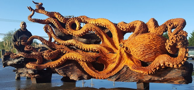 Foto:JMS Wood Sculpture
