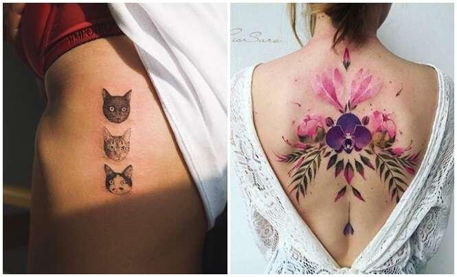 Tatuagens que vão encantar a todos
