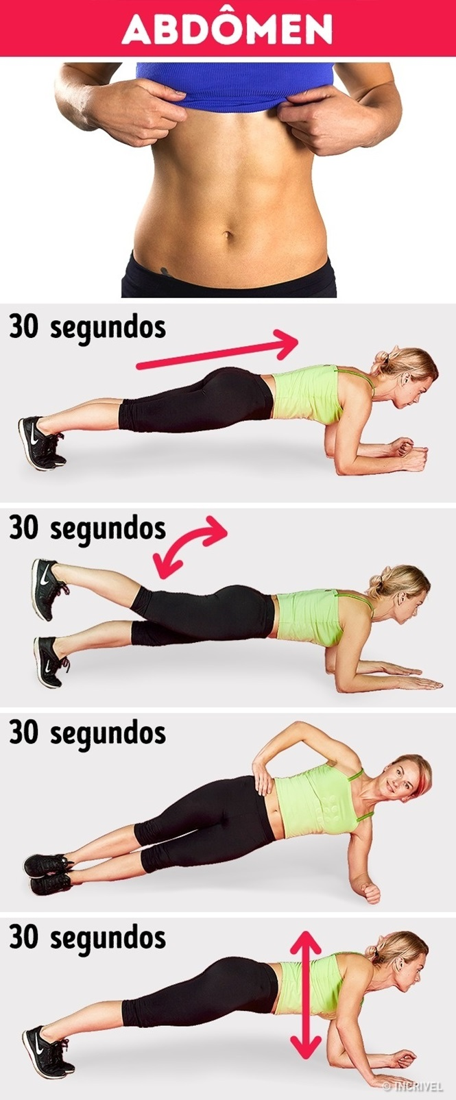 Exercícios que treinam o corpo todo e resultam no emagrecimento