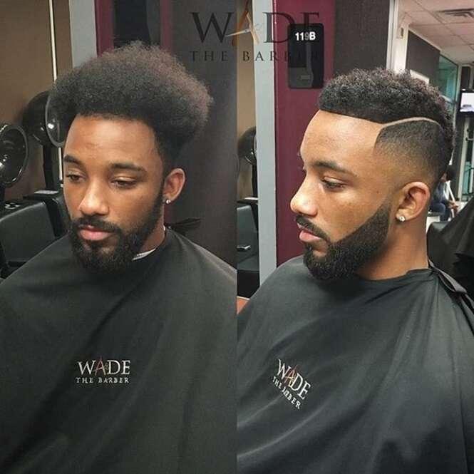 Transformações impressionantes que mostram que um bom barbeiro é praticamente um cirurgião plástico