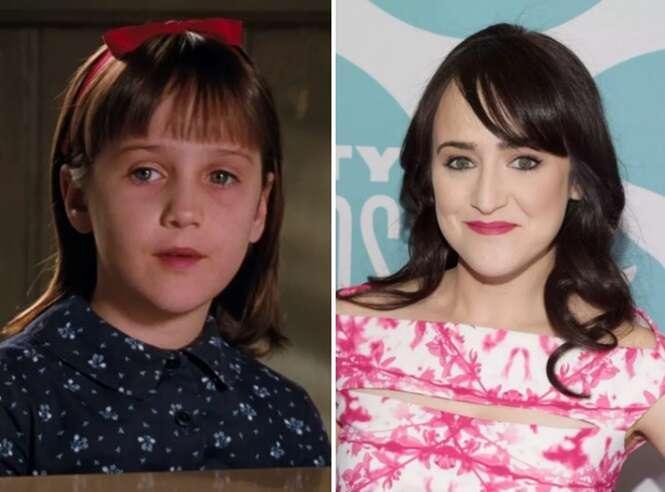 """Como está o elenco de """"Matilda"""" atualmente"""