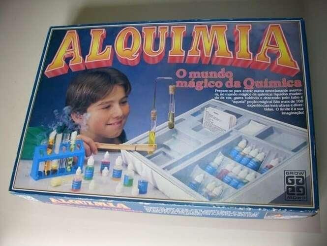 Brinquedos que você não lembrava que fizeram parte da sua infância