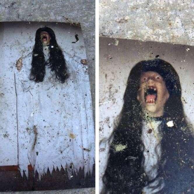 Imagens perturbadoras que podem tirar o seu sono