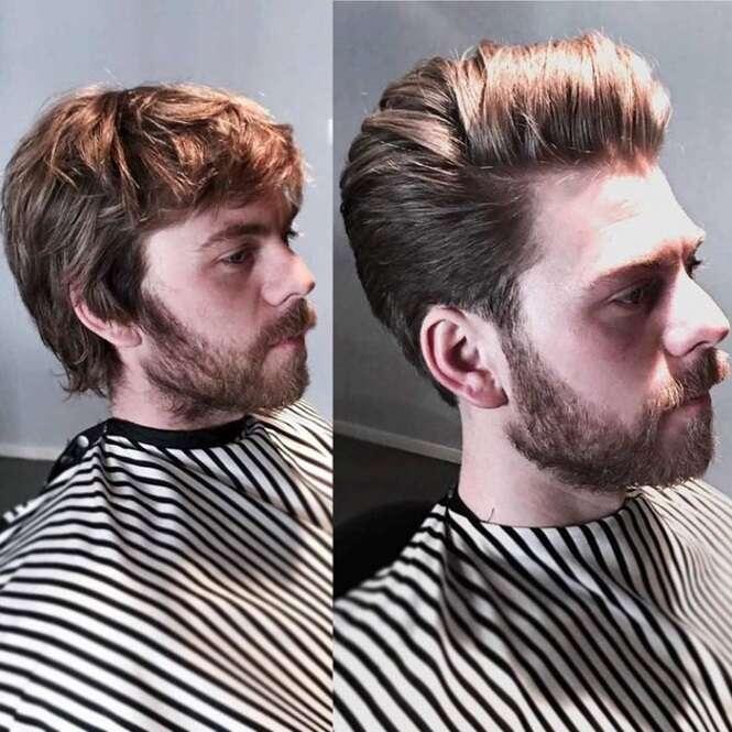 Homens que mudaram de aparência e agora estão aptos a conquistar corações
