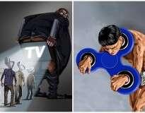 7 ilustrações chocantes retratando o mundo em que vivemos