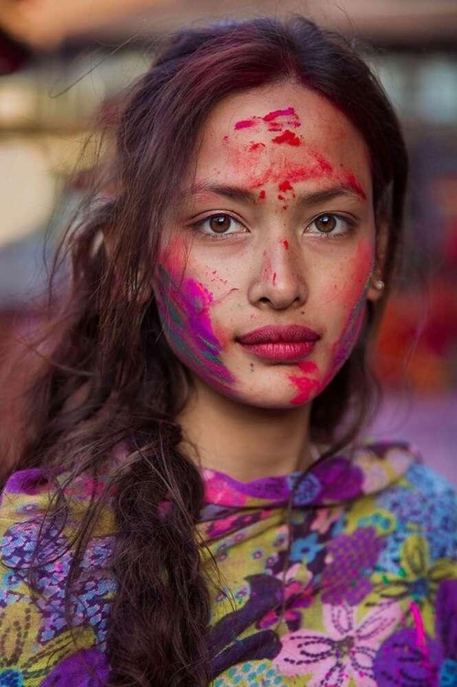 Imagens revelando a incrível beleza de mulheres mundo afora