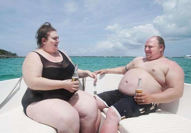 Conheça o resort nas Bahamas que só visitantes obesos podem frequentar