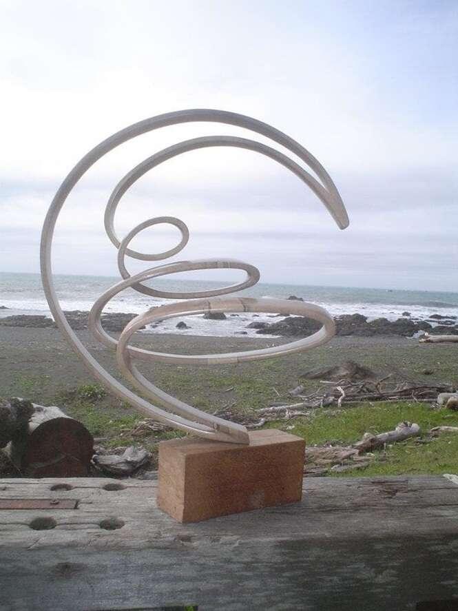 As esculturas de madeira mais surpreendentes que você já viu