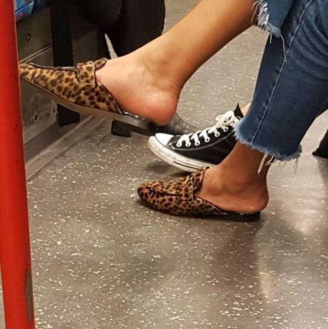 Pessoas que se encontram seriamente equivocadas a respeito da moda