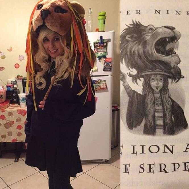 """Fãs de """"Harry Potter"""" que se destacaram no Dia das Bruxas"""