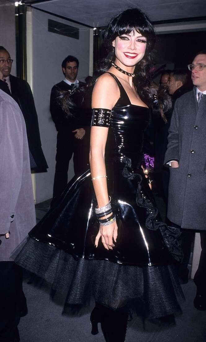 A fantasia deste ano comprovou que Heidi Klum é a rainha do Dia das Bruxas