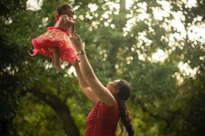 Fotos que provam que ser mãe é o trabalho mais importante do planeta