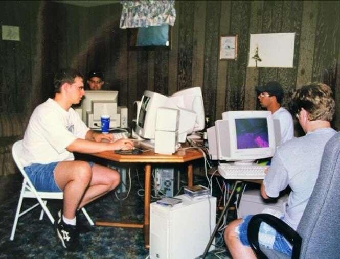 Imagens que apenas quem cresceu na década de 90 vai compreender perfeitamente