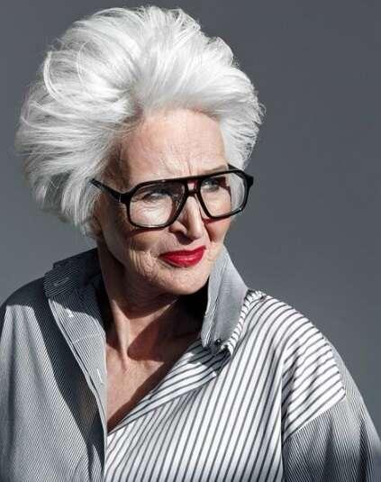 Conheça uma agência de modelos que contrata apenas pessoas da melhor idade