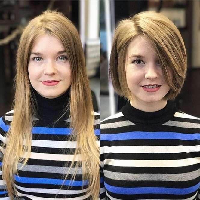 Imagens que vão acabar com seu medo de cabelos curtos