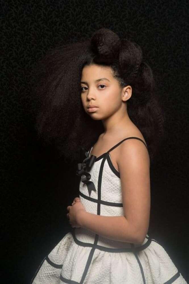 Fotos que vão inspirar quem tem cabelo afro a se assumir