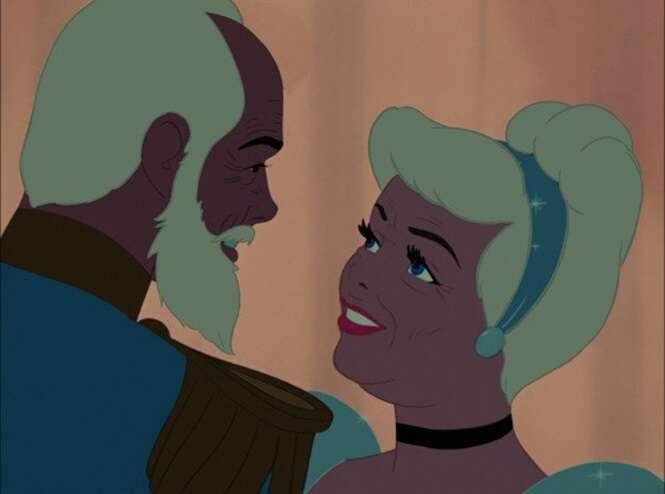 Como seriam 8 casais da Disney se envelhecessem