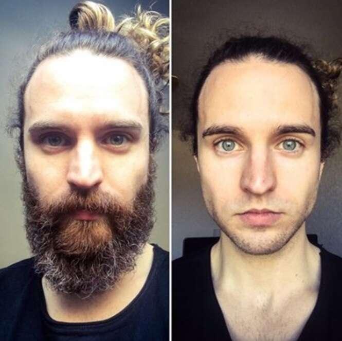 Provas de que a barba pode ser determinante no visual dos homens, para melhor ou para pior