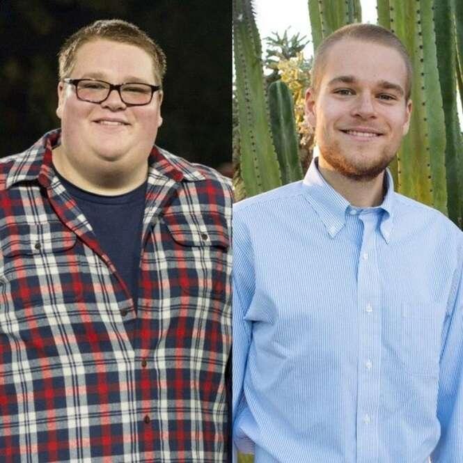 Transformações extremas de pessoas que perderam peso que podem inspirar