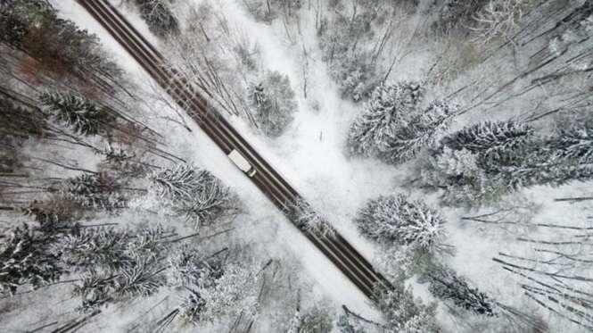 Fotografias incríveis tiradas por drones