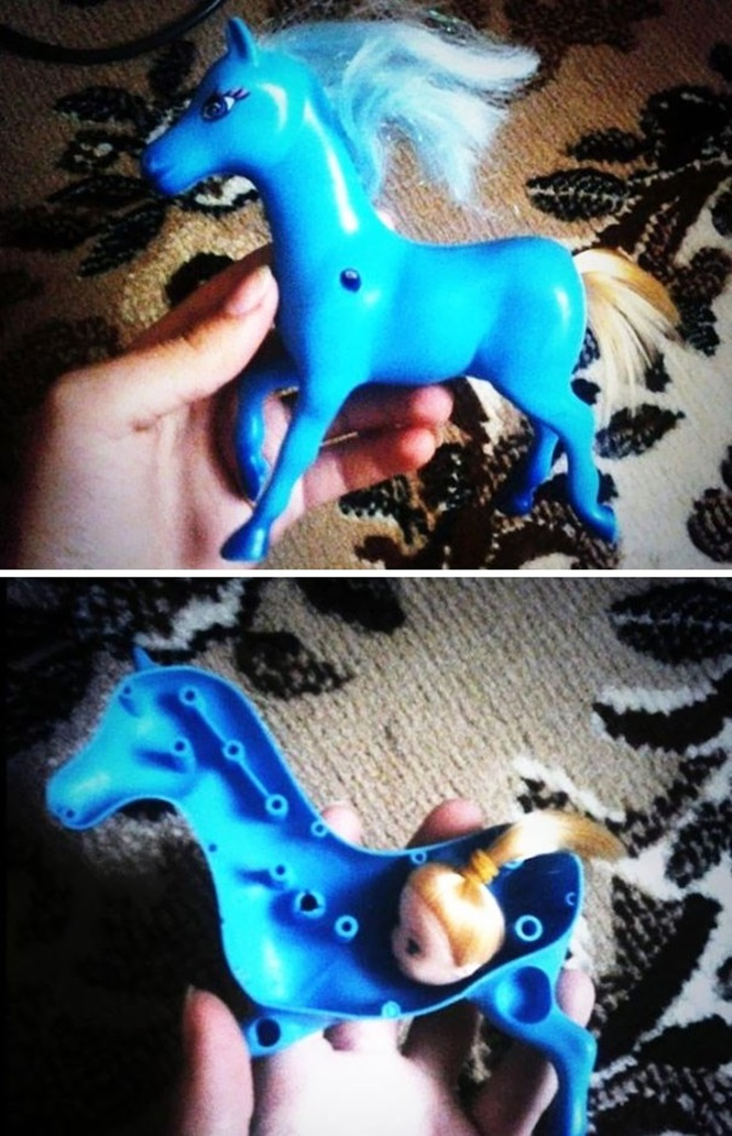 Brinquedos que você não vai conseguir ver sem rir
