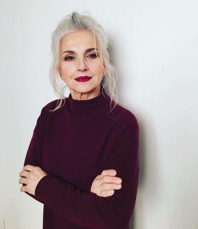 Conheça a agência que contrata apenas modelos com mais de 44 anos