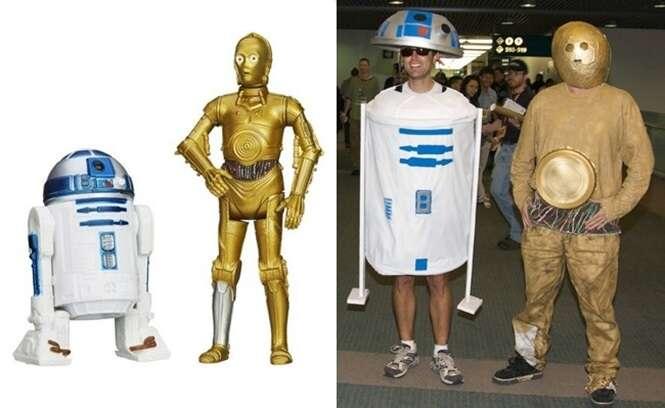 Vezes em que cosplays foram bons demais para este mundo