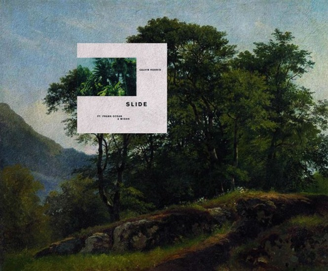 Capas de discos que parecem parte de pinturas clássicas