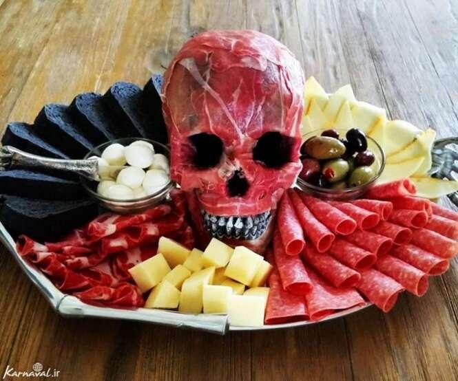 Ideias de pratos assombrados para festas a fantasia