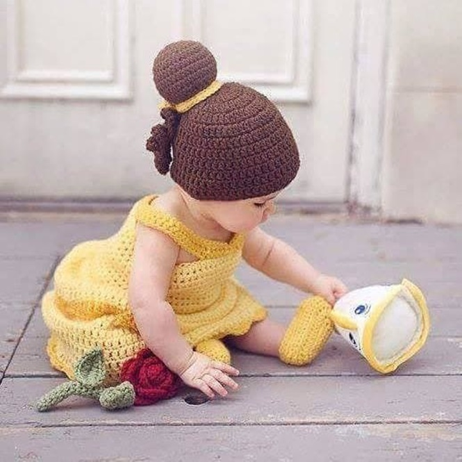 Roupinhas para bebês inspiradas na Disney