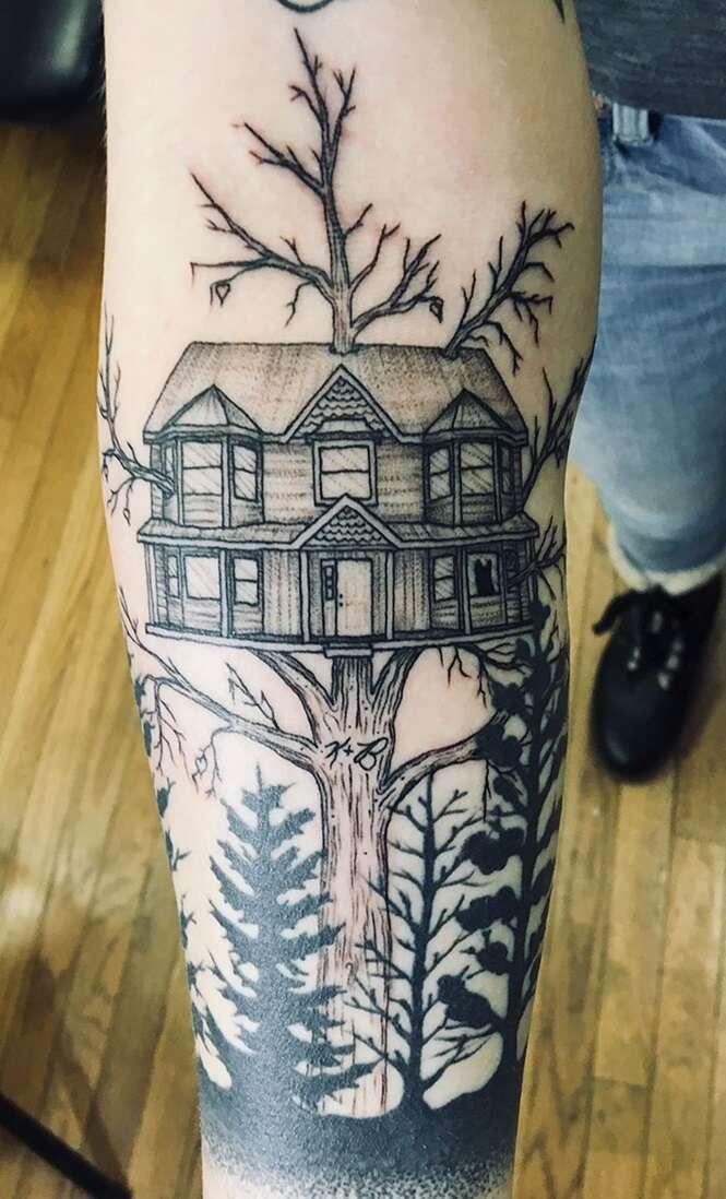 Histórias comoventes por trás de tatuagens