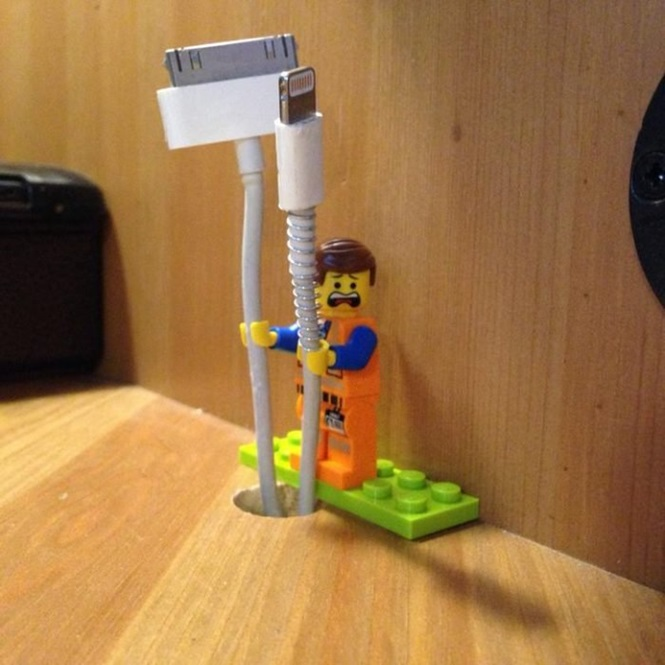 Vezes em que peças de Lego foram muito mais que brinquedos