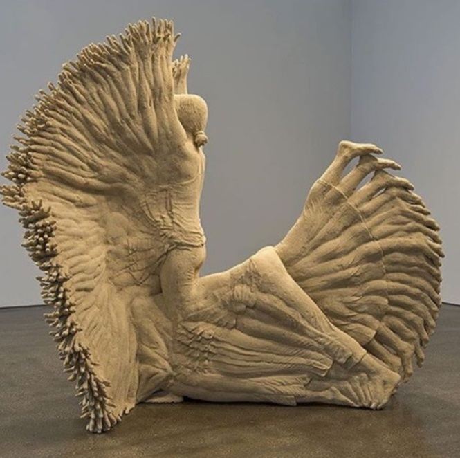 Esculturas que surpreendem pela originalidade