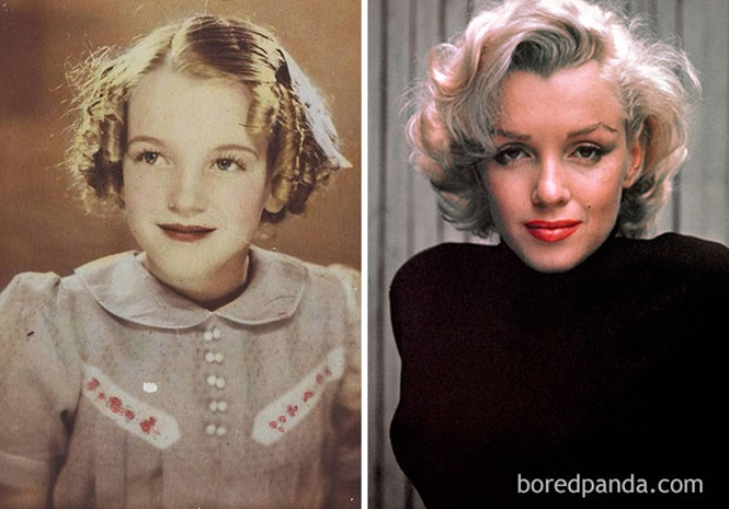 Fotos raras mostrando como eram 10 celebridades na infância