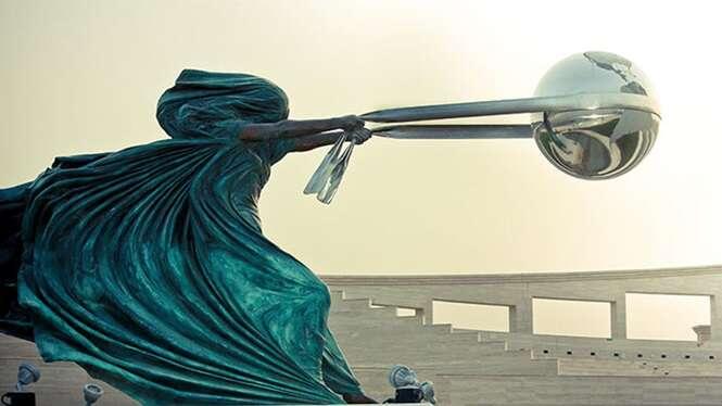 Esculturas incríveis para as quais você vai ter que olhar pelo menos duas vezes