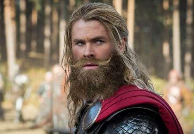 Como ficariam 12 super-heróis se não fizessem a barba