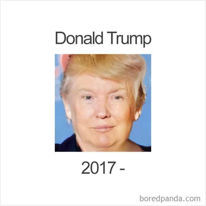 Como seriam presidentes dos EUA se fossem mulheres