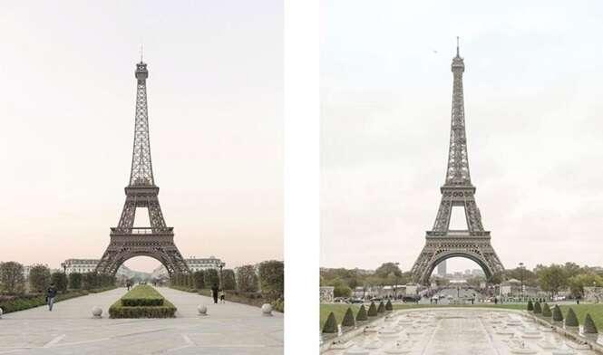 """Qual Paris é a real e qual é a """"Xing Ling""""?"""