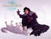 """E se """"Game of Thrones"""" fosse feito pela Disney?"""