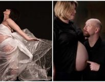 14 fotos de gravidez um tanto esquisitas