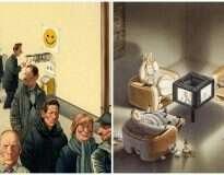Este artista foi sentenciado à prisão por fazer ilustrações provocativas, mas não desistiu de retratar a verdade