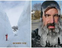14 fotos impressionantes mostrando o inverno em alguns lugares do mundo