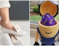 10 crochês adoráveis inspirados na Páscoa