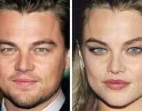 Como seriam 23 belos famosos se fossem mulheres