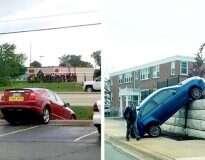 11 pessoas que precisam aprender a estacionar