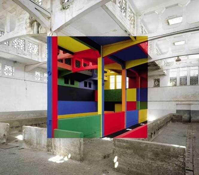 Artes urbanas que podem causar ilusões de ótica incríveis