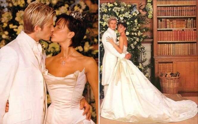 Casamentos de celebridades que nos fizeram suspirar