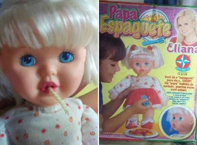 Bonecas que você nem lembrava que eram sensação na sua infância